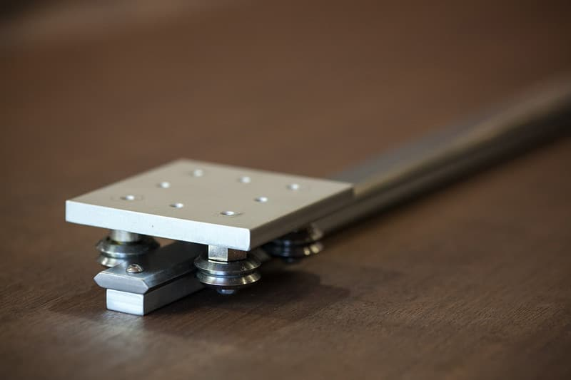 Image For Customer Service >> Double Track Linear Guide | Modern Linear, Inc.