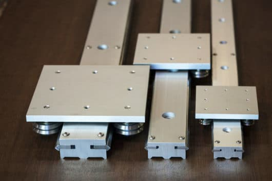 linear guide assembly