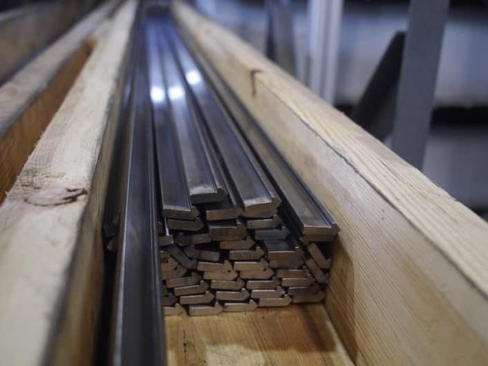 modern linear track
