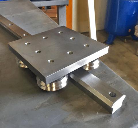 steel linear guide