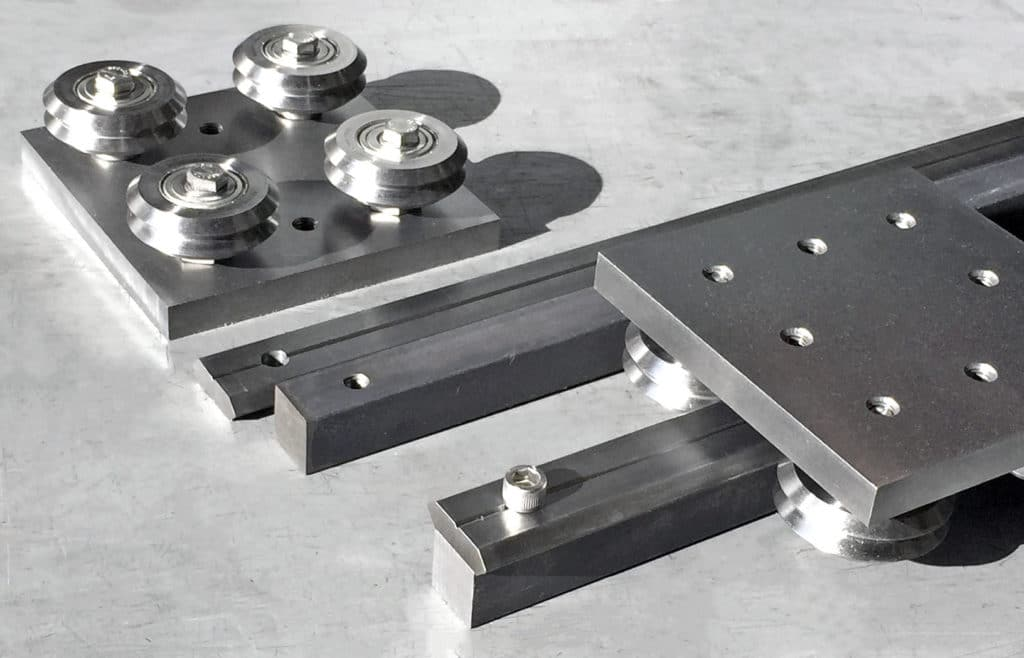 steel linear guide carriage