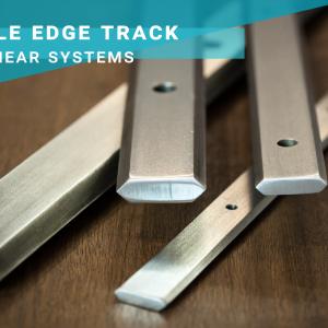 double edge track