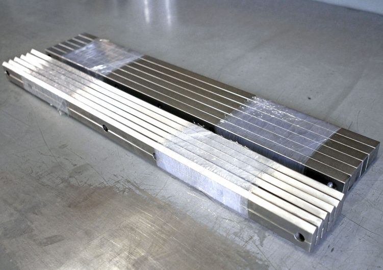 stainless steel linear rail